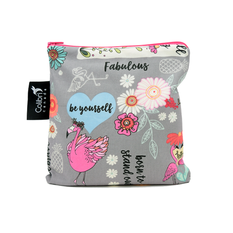 Colibri Large Reusable Snack Bag - Fab