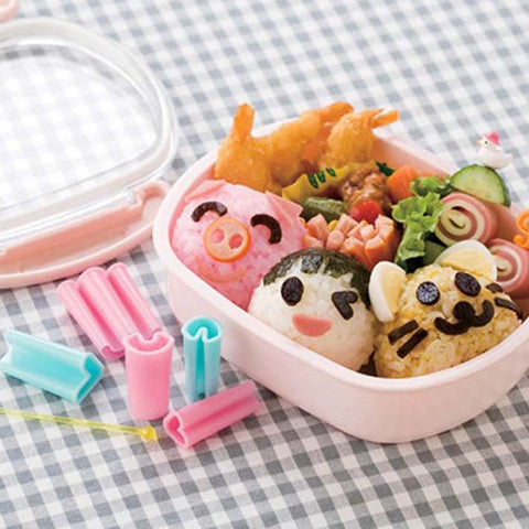 Torune Face Parts Food Cutter Set