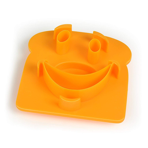 Fred & Friends Cheesy Grin Sandwich Cutter