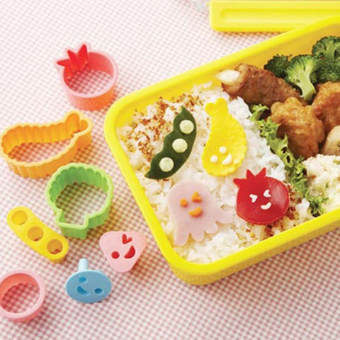 Torune Bento Foods Food Cutter Set