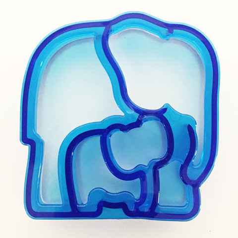 Elephants Sandwich Cutter