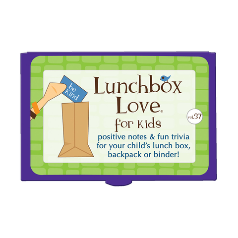 Lunchbox Love® For Kids: Volume 37