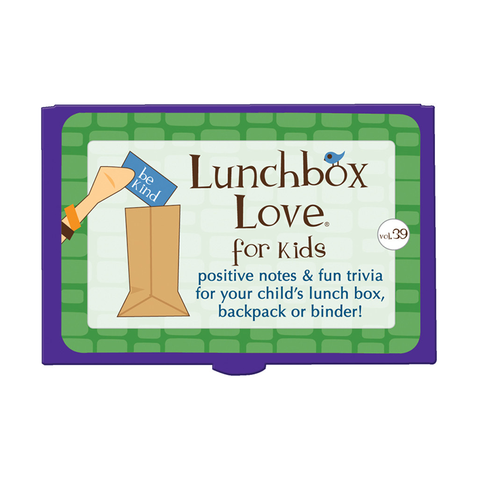 Lunchbox Love® For Kids: Volume 39