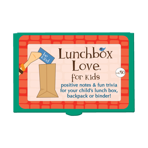 Lunchbox Love® For Kids: Volume 50