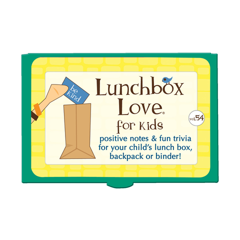 Lunchbox Love® For Kids: Volume 54