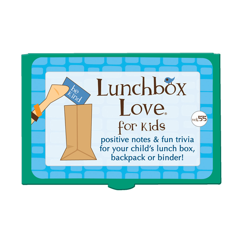Lunchbox Love® For Kids: Volume 55