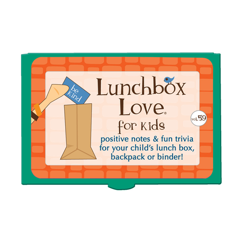 Lunchbox Love® For Kids: Volume 59