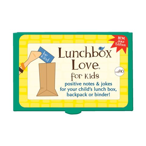 Lunchbox Love® For Kids: Volume 60 (JOKES)