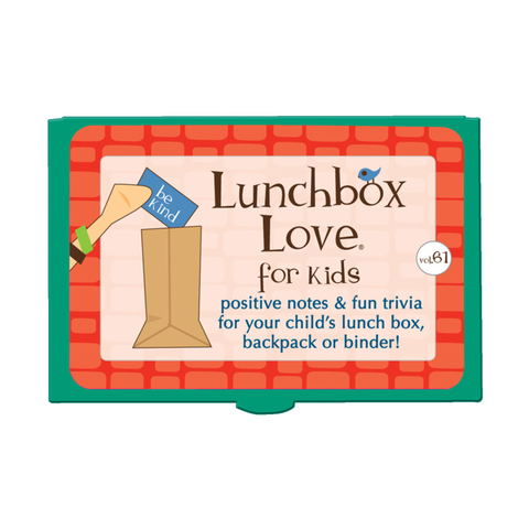 Lunchbox Love® For Kids: Volume 61