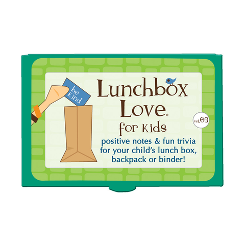 Lunchbox Love® For Kids: Volume 63