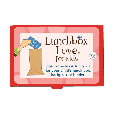 Lunchbox Love® For Kids: Volume 69