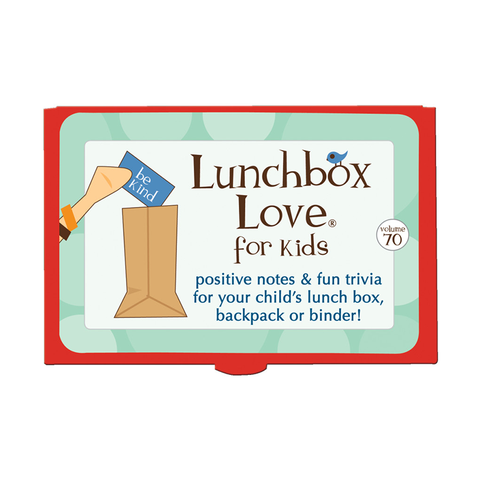 Lunchbox Love® For Kids: Volume 70