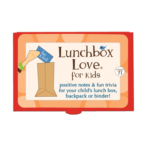 Lunchbox Love® For Kids: Volume 71
