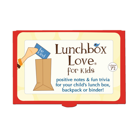 Lunchbox Love® For Kids: Volume 73