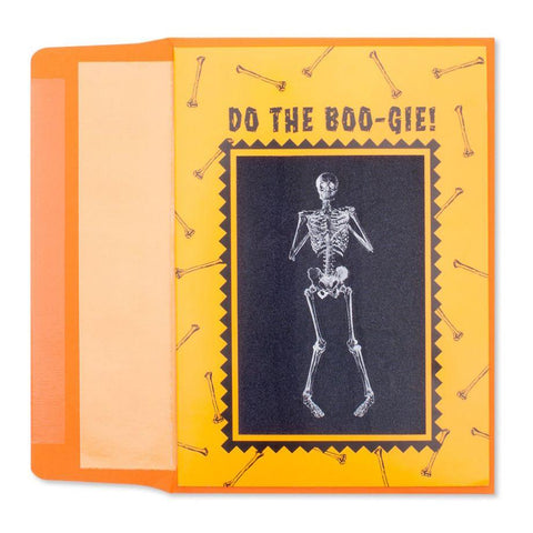 """Do the Spooky Dance"" Lenticular: PAPYRUS Greeting Card"