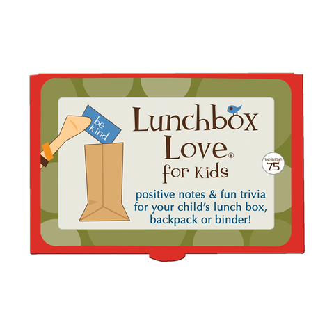 Lunchbox Love® For Kids: Volume 75