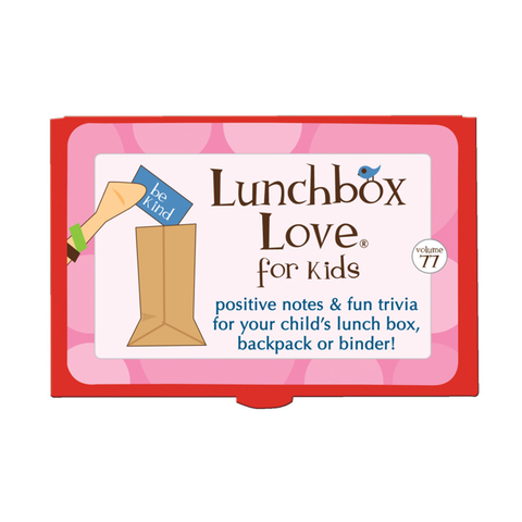 Lunchbox Love® For Kids: Volume 77