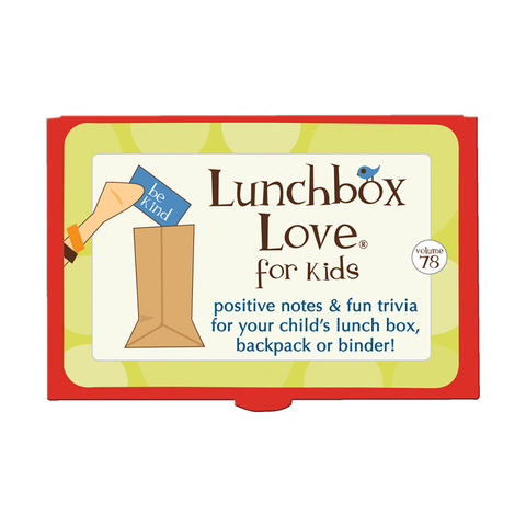 Lunchbox Love® For Kids: Volume 78