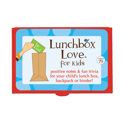 Lunchbox Love® For Kids: Volume 79