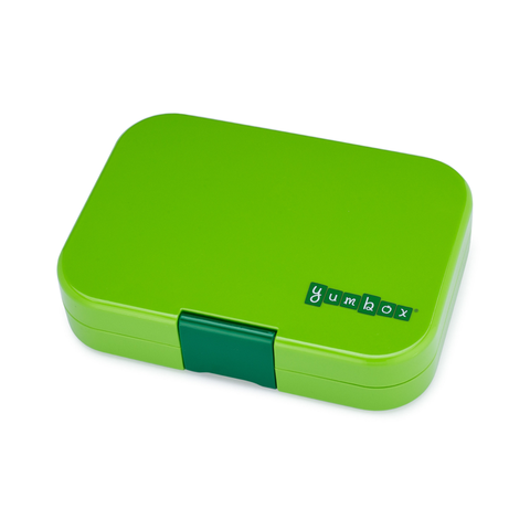 Yumbox Outer Box Only: Avocado Green Original (6 Compartments)