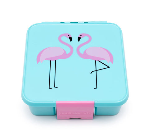 Little Lunch Box Co. Bento Three: Flamingo