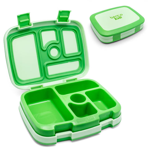 Bentgo Kids - Children's Bento Box: Green