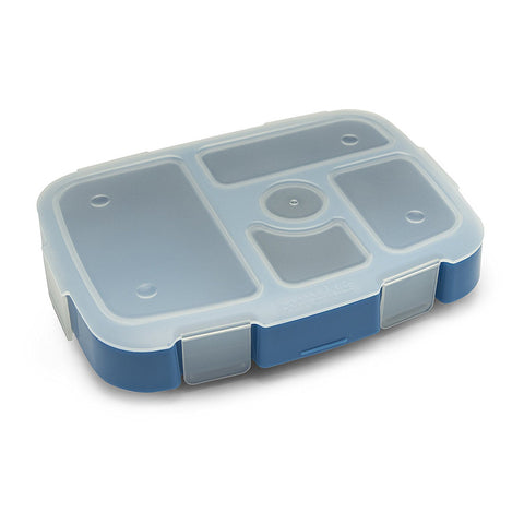 Bentgo Kids - Extra Tray with Transparent Cover: Blue