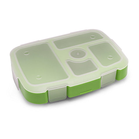 Bentgo Kids - Extra Tray with Transparent Cover: Green