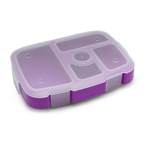 Bentgo Kids - Extra Tray with Transparent Cover: Purple