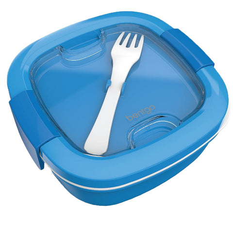 Bentgo Salad Container: Blue