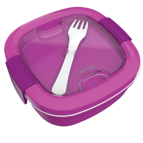 Bentgo Salad Container: Purple