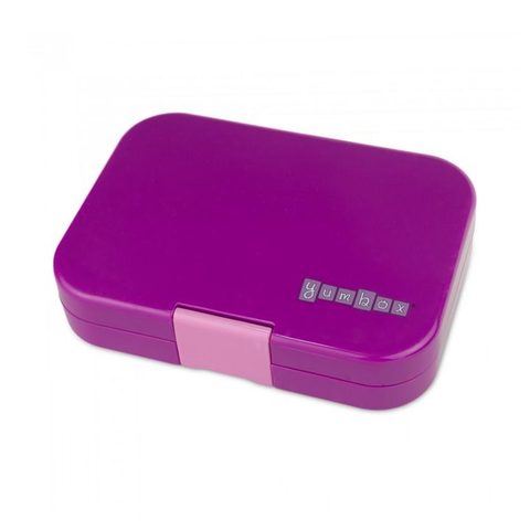 Yumbox Outer Box Only: Bijoux Purple Original (6 Compartments)
