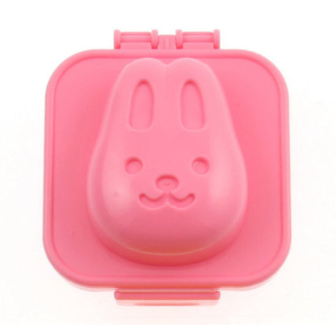 Bunny-Shaped Boiled Egg Mould