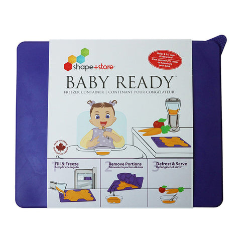 Baby Ready Freezer Container - Package | CuteKidStuff.com