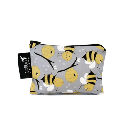Colibri Small Reusable Snack Bag - Bumble Bee