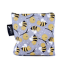 Colibri Large Reusable Snack Bag - Bumble Bee