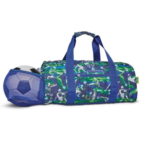 Bixbee Duffle Bag: Soccer Star (Large)