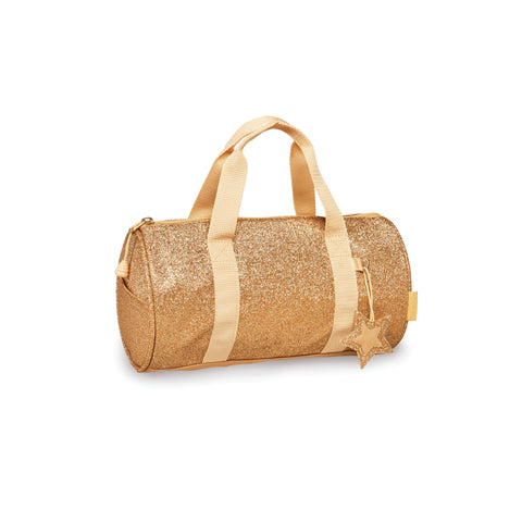 Bixbee Duffle Bag: Sparkalicious Gold (Small)