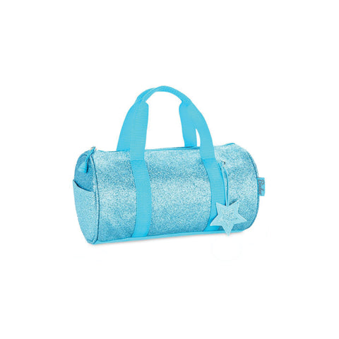 Bixbee Duffle Bag: Sparkalicious Turquoise (Small)