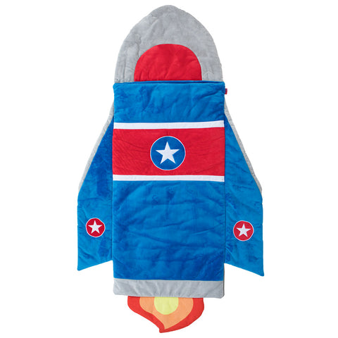 Bixbee Sleeping Bag: Rocketflyer