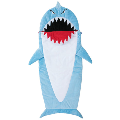 Bixbee Sleeping Bag: Shark