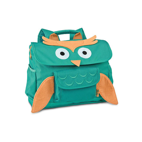 Bixbee Backpack: Owl (Small)