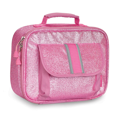Bixbee Insulated Lunchbox: Sparkalicious Pink