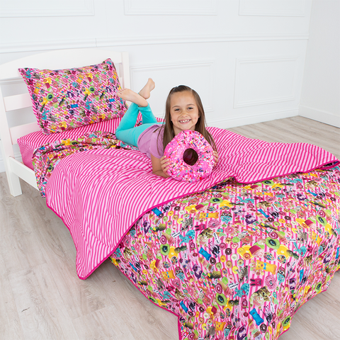 Bixbee Bedding Set: Funtastical