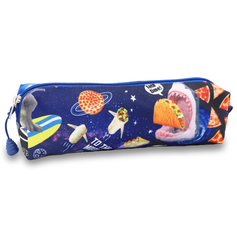 Bixbee Pencil Case: Meme Space Odyssey
