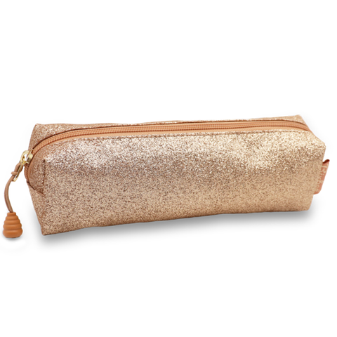 Bixbee Sparkalicious Pencil Case: Gold
