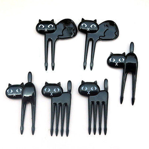 Black Cats Fork Picks