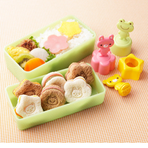 Animal Stamp Sandwich Cutters_CuteKidStuff.com