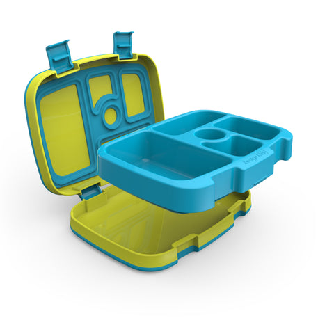 Bentgo Kids Brights - Children's Bento Box: Citrus Yellow