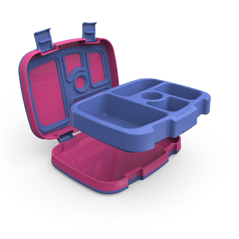 Bentgo Kids Brights - Children's Bento Box: Fuchsia